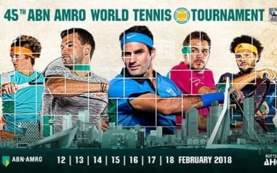 INVINT op ABN AMRO World Tennis Tournament 2018